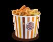 King Snacks Bucket