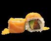 121. Uramaki California spicy salmón (8 uds)
