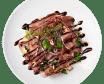Салат прошуто з грушею та Горгонзолою (190г)