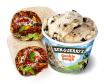 Zestaw Średnie Burrito i Lody Ben & Jerry's