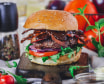 BBQ Boczek Burger