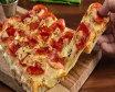 Pizza de pepperoni especial