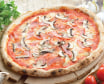 Pizza Prosciutto e funghi Ø 32cm
