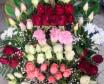 497 - Composition de Fleurs