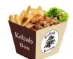 38 Kebab wołowo-barani duży Box