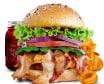 Jalapeño Bacon Burguer (Combo)