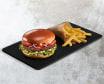 Classic Burger + Frech Fries