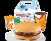 Детский обед №1 с бургером