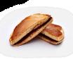 Dorayaki de chocolate