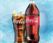 Coca-Cola Zero Azúcar botella 1L.