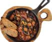 Мидии в томатном соусе (500 гр.)