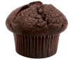 Мафін з шоколадом
