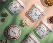 ლუკას ნაყინი კარამელი ნუშით / Luca's Ice Cream with Almond caramel