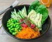 Салат з тунцем та авокадо (230 г)