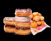 6 Donuts + 10 antojitos