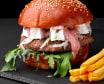 Бургер Чи не той самий баранчик (310/50/50г)