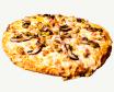 Pizza El Maizal (mediana)