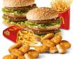 Big Mac™ Friends Menu