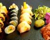 #Combo 2.0 Sushi, sałatka i deser