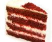 Торт Червоний оксамит/Red Velvet (190г)