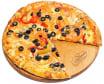 Піца Рустіка  (30см)