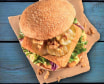Fishburger pikantny