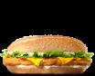 Long Chicken Cheese sandwich Large Menu