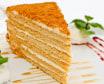 Торт Медовий