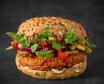 Burger Vegan BBQ Burger