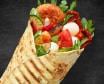 Wrap Italian Romesco