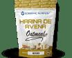 Harina de Avena Micronizada Gold Choco-Caramelo (1,5 kg)
