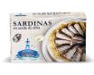 Sardinas en aceite de oliva Secretos del Mar importado (120 g.)