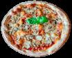 Pizza Funghi 32cm