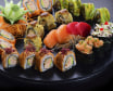 Bonsai sushi y sashimi (para 2 personas)