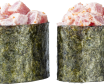 Суші гункан тунець 2шт