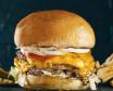 """ორმაგი კლასიკური ბურგერი """" Classic Burger """" + კარტოფილი ფრი"""