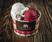 ნაყინი ხილით (3 ბურთულა)/Ice-Cream with fruits (3 scoop)