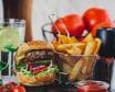 Zestaw Burger Kids
