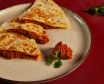 Quesadillas de cochinita pibil