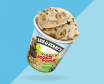 B&J Non-Dairy Cookies on Cookie Dough