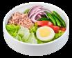 Салат з тунцем у власному соку