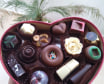 Boîte de Chocolat Cœur - 32 pcs