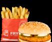 MiniDeal pui burger