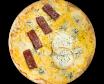 Pizza Formatges amb Codony (petita)