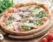Pizza Crudo rucola e parmigiano Ø 32cm