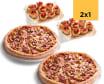 2x1 Combo Pizza Mediana + 8 Pizzolinos