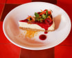 Cheese-cake au Yaourt et Fruits de Saison (V)