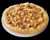 Pizza Kurkowa Uczta średnia