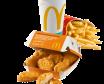Chicken McNuggets (9 kom) McMenu