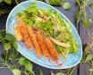 Азійський салат з лососем Катаіфі (270г)